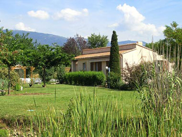 Holiday house rental in fayence